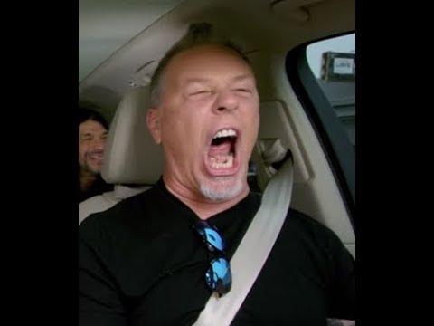 "Metallica to appear on 'Carpool Karaoke' - Mastodon ""Steambreather"" visual video"