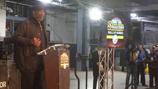 Steelers induct inaugural Hall of Honor class