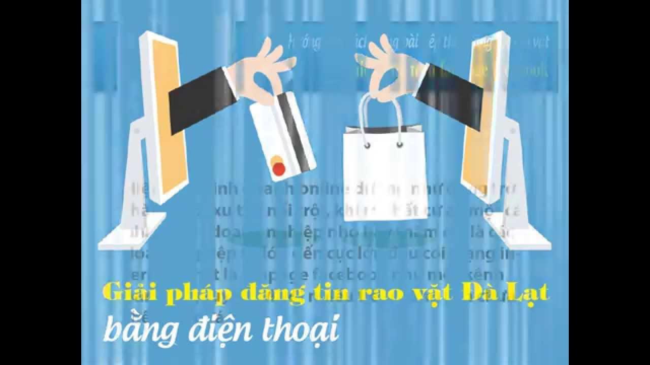 Giải pháp đăng tin rao vặt Đà Lạt bằng điện thoại