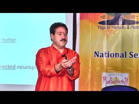 Yoga for Health Professionals by Dr Ananda Balayogi Bhavanani