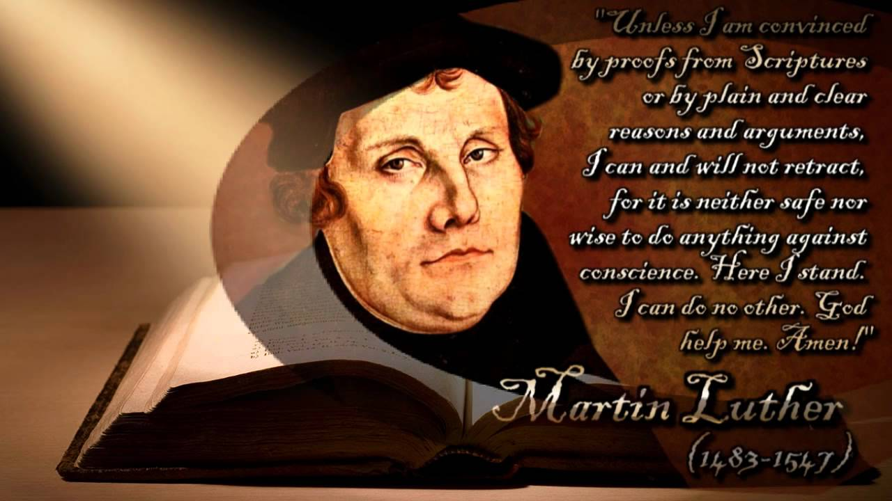 martin luther vs john calvin In this and later editions, calvin developed the doctrines of predestination, or election more importantly, he argued for the indefectability of grace that is, grace will never be withdrawn from the elect.