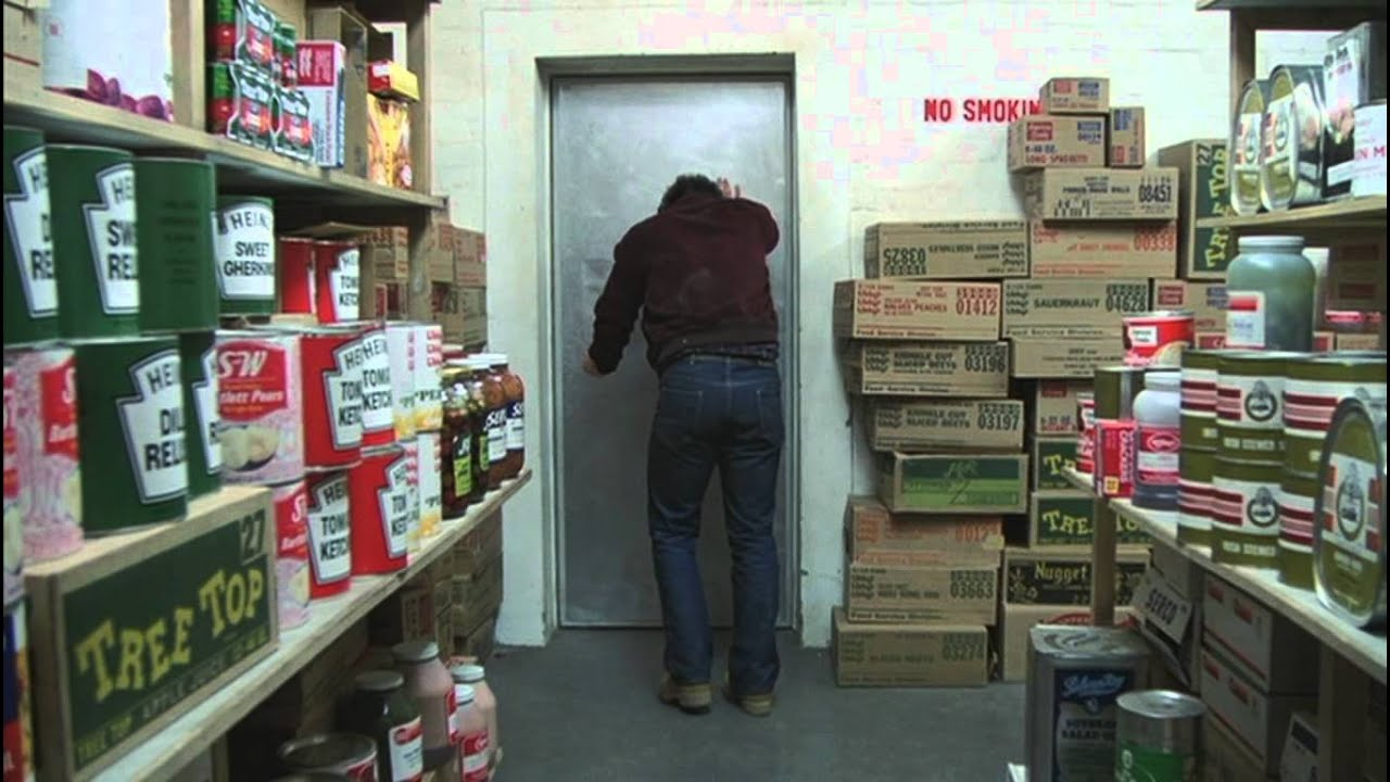 The Shining Pantry Scene Youtube