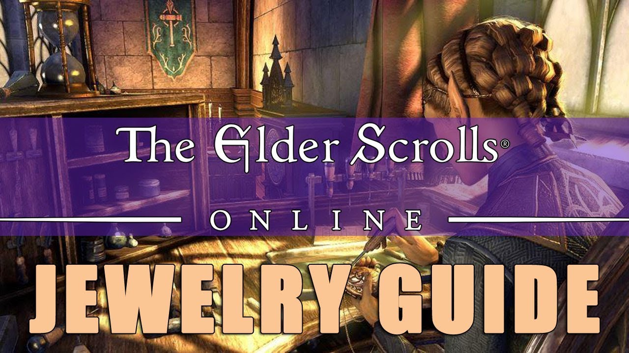 ESO - Jewelry Crafting Guide | Fextralife