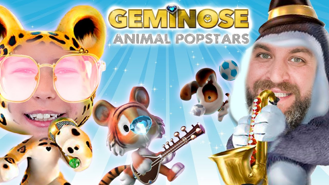 Let's Play Geminose - Animal Popstars on Nintendo Switch