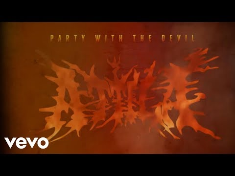 Attila - Party With The Devil (Lyric Video)