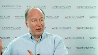 Myeloma: melflufen toxicty and side-effects