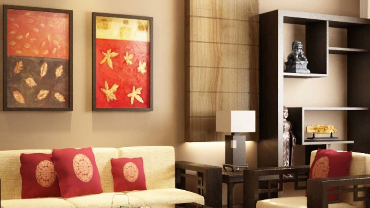 Living Room Decoration - Designs and Ideas - YouTube on