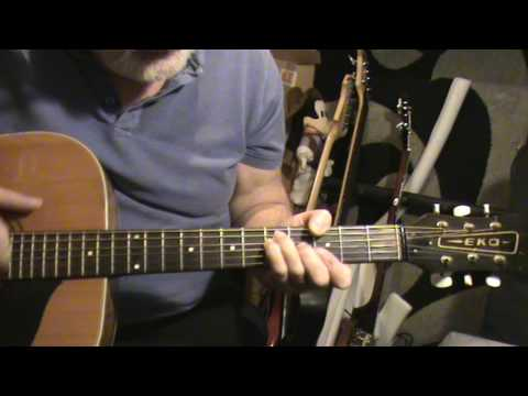 I Will Always Love You Guitar Chords - Kenny Rogers - Khmer Chords