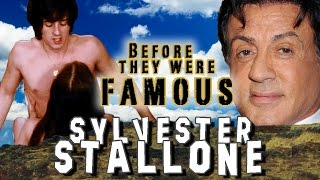 SYLVESTER STALLONE - Before They Were Famous - BIOGRAPHY thumbnail