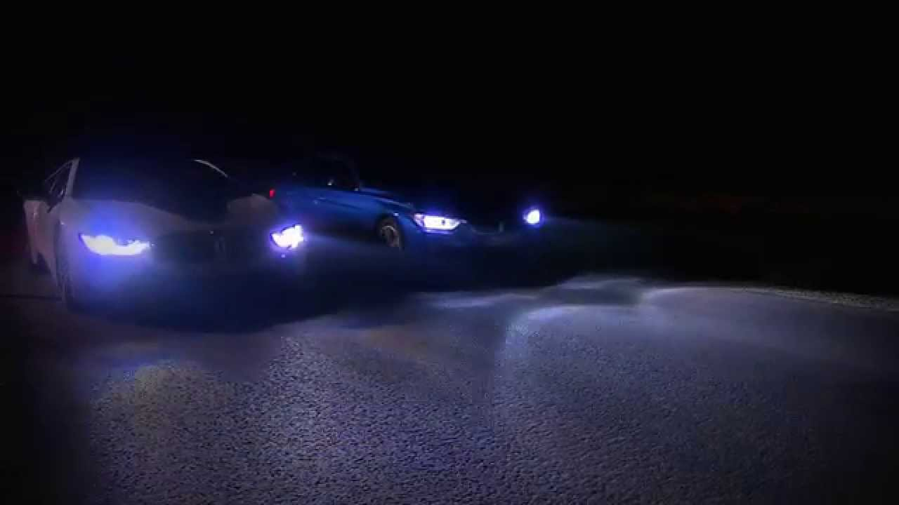 Bmw I8 Laserlight Raw Footage Youtube
