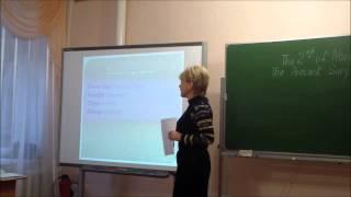 Мастер-класс по английскому языку