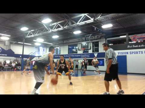 FCBL Barrio vs Fresh 3rd 20151108
