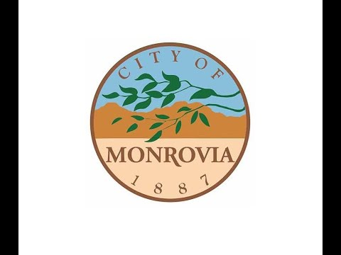 City of Monrovia   Police Chief Hunt