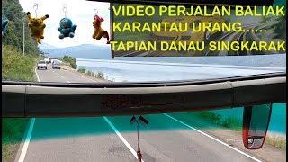 ♫♫ Pop Minang Sedih ♫♫ ►video Perjalan Babaliak Karantau Urang Payakumbuh-jakart