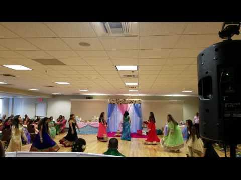 Dil Se Bandhi Ek Dor Song Dance At Reema's Babyshower