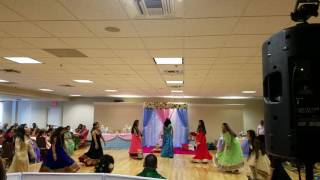 Dil se bandhi ek dor song dance at Reema's babyshower