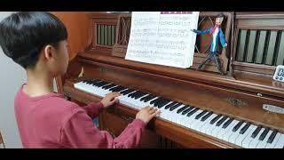 허경의 피아노 헝가리 무곡 제5번