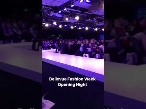 Front Row Seats at Bellevue Fashion Week