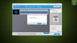 HD Video Converter Factory - Convert videos into popular formats - Download Video Previews