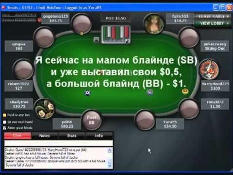 покер уроки видео