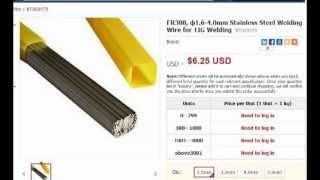 Алюминиевый сварочная проволока(Алюминиевый сварочная проволока. Узнать цены и подробности на http://www.borte.com.cn/weldingcutting.php?id=269 Импорт и оптовая..., 2013-12-07T10:50:09.000Z)