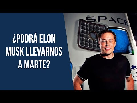 Elon Musk, el genio que llevará a la humanidad a Marte 🚀