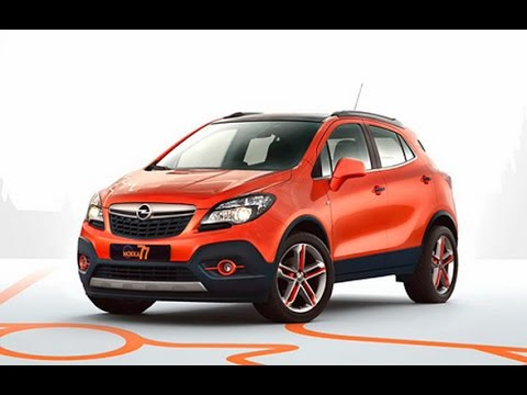 2015 opel mokka moscow edition photos youtube. Black Bedroom Furniture Sets. Home Design Ideas