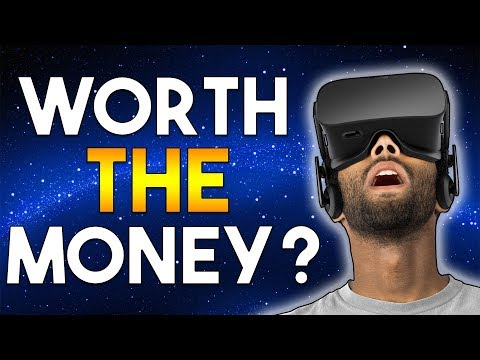 Virtual Reality Is Incredible, Yet Limited - Is It Here To Stay? (Oculus Rift Review)