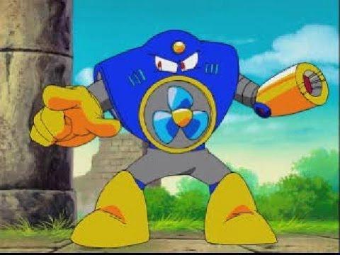 Mega Man 2 Air Man Fusion Remix