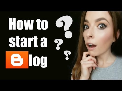 How To Start Blog Beginners Guide To Blogging