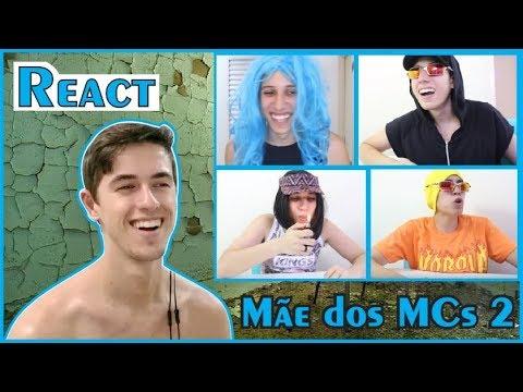 React - MÃE DOS MCs 2 (Maneirando)