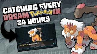 HOW EASILY CAN YOU CATCH EVERY POKEMON IN DREAM RADAR?