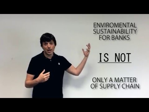 Environmental Sustainability in Banking Industry