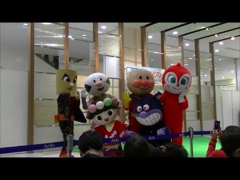アンパンマンショー2013.12.22/Anpanman show