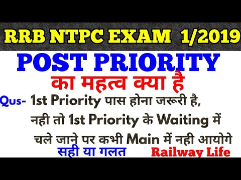 rrb-ntpc-exam-post-priority-important-for-main-list-&-waiting-list