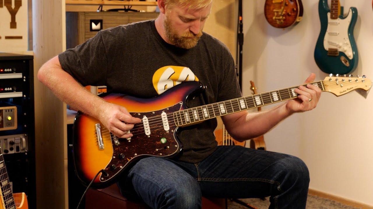 Harley Benton GuitarBass VS Vintage Series - #TGU18