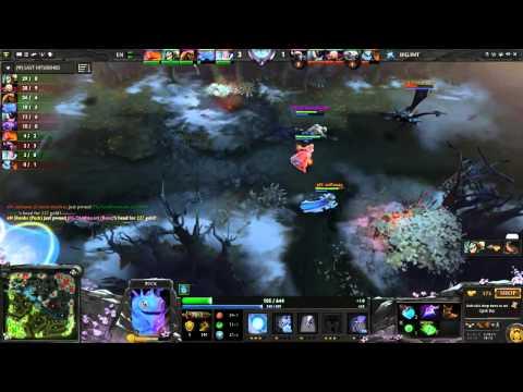 DGL Dota2 - Infinity Gaming vs Energy eSports (game 1)