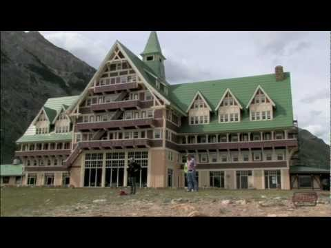 Prince of Wales Hotel - Waterton Lakes National Park