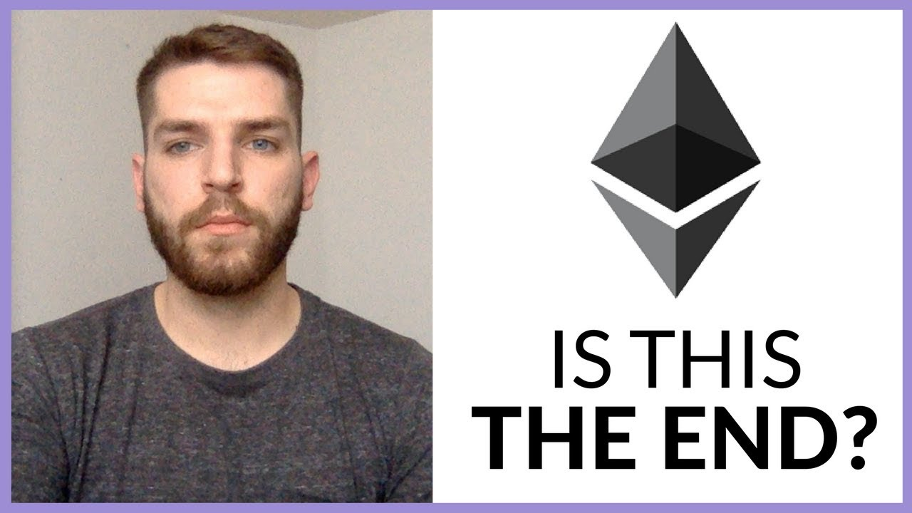 Is This The End For Ethereum (ETH)?