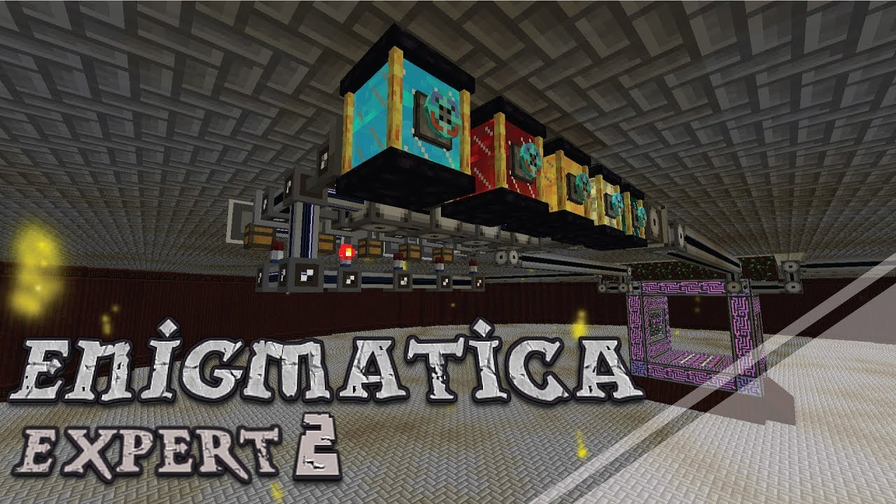 Enigmatica 2 Expert - 28 - DEALING WITH LIQUIDS