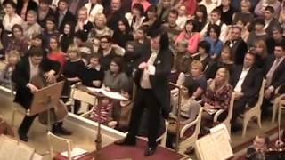 "Download Прокофьев""Война и Мир""вальс/ Maxim Fedotov conduct War and Peace WaltzProkofiev 22 02 2014 Mp3 and Videos"