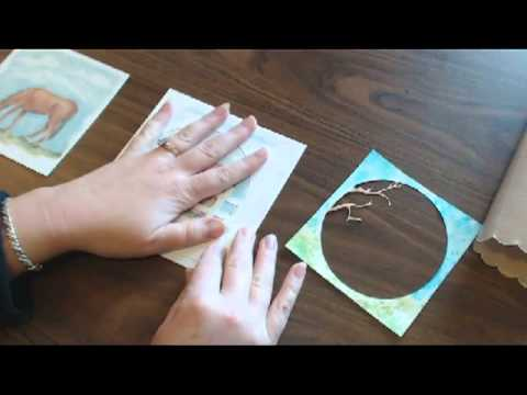3 Dimensional Card Tutorial