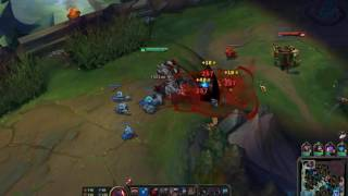 Sion Top vs Maokai 6.9 SION TANK GOD Current Build