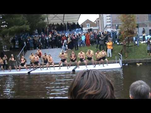Haka in Leiden