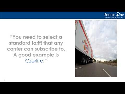 Less-than-Truckload Procurement: Tips and Best Practices