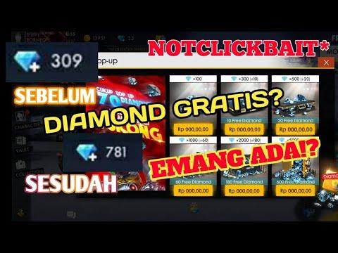 CARA DAPET BUG DIAMOND GRATIS DI FREE FIRE!!!!! GIVE AWAY #1 - Garena Free Fire Indonesia - 동영상