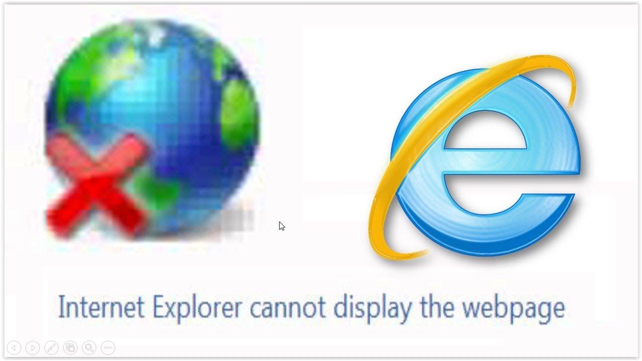 VE _  trình duyệt web ie lỗi  – cách khắc phục ỗi không thể truy cập trang web này
