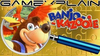 Super Smash Bros. Ultimate ANALYSIS - Banjo-Kazooie Reveal Trailer (Secrets & Rare Details)