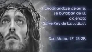 SANTO ROSARIO MISTERIOS DOLOROSOS . PADRE MAURICIO CUESTA P.