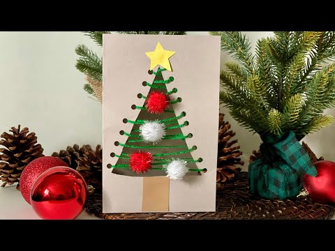 homemade-christmas-card-diy-crafts-for-kids